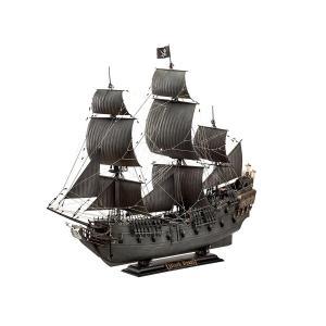 パイレーツ・オブ・カリビアン ブラックパール号 プラモデル 船 模型 ディスプレイ Revell レベル 1/72 海外 おもちゃ|acomes