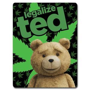 テッド TED 2 グッズ フリース ブランケット 毛布 昼寝 レジャー ギフト プレゼント acomes