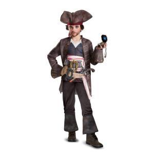 ディズニーの海賊映画「パイレーツオブカリビアン 最後の海賊」より、ジャック・スパロウのコスチューム ...