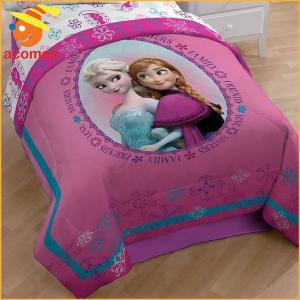 アナと雪の女王 グッズ 掛け布団 セミダブル 寝具 アナ & エルサ 子供 布団|acomes