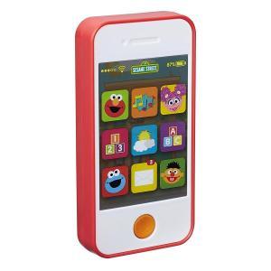 セサミストリート おもちゃ スマートフォン スマホ 携帯電話 英語 英会話 学習 勉強 知育玩具|acomes