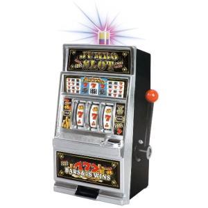 スロットマシン おもちゃ カジノ ジャンボスロット|acomes