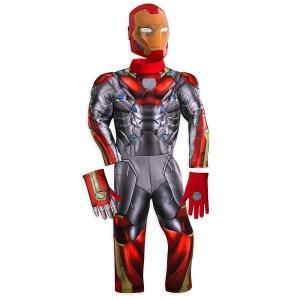 アイアンマン コスチューム マーベル スパイダーマン ホームカミング 男の子 なりきり 仮装 アベンジャーズ キャラクター グッズ ユニバ コスプレ usj|acomes