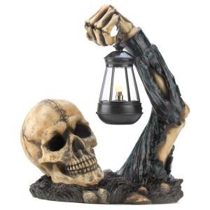 がい骨 スケルトン 人形 光る ハロウィン デコレーション インテリア 飾り 装飾 ライトアップ ホラー グッズ|acomes