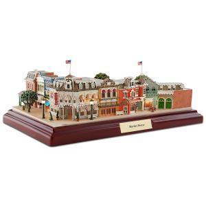 WDW グッズ ディズニーワールド ミニチュア 模型 おもちゃ マーケットハウス OLSZEWSKI オルショウスキー|acomes
