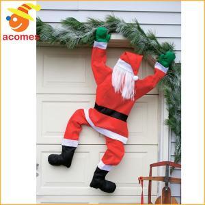 クリスマス 飾り サンタクロース デコレーション エクステリア 屋根|acomes
