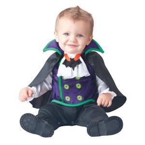 ドラキュラ 吸血鬼 衣装 コスチューム 赤ちゃん ベビー コスプレ ハロウィン 仮装|acomes