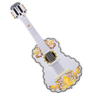 ディズニー ピクサー リメンバー・ミー グッズ おもちゃ ギター 白 子供 楽器 メキシコ 死者の日|acomes