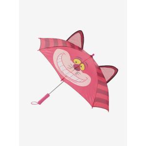 ふしぎの国のアリス グッズ チェシャ猫 傘  ディズニー キャラクター グッズ 雨具