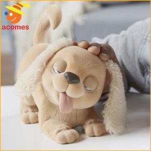 ロボット ぬいぐるみ ペット 犬 いぬ 動物 子供 おもちゃ FurReal Brown|acomes|03