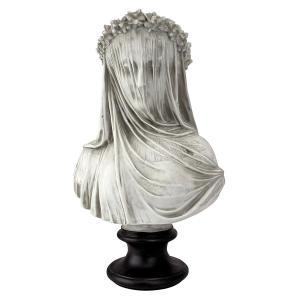 アート インテリア 飾り 彫刻 オブジェ 石像 置物 花嫁 女神 ギリシャ神話 acomes