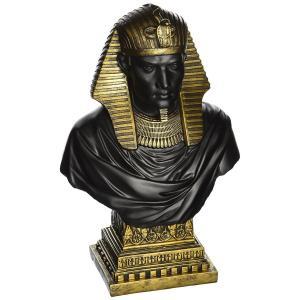 アート インテリア 飾り 彫刻 オブジェ 石像 置物 古代エジプト 王様 ラムセス acomes