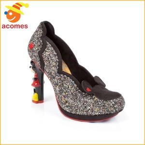 ミッキー & ミニー マウス ハイヒール 靴 イレギュラー チョイス x ディズニー コラボ IRREGULAR CHOICE|acomes