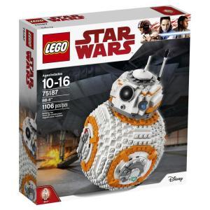 クリスマスプレゼント 子供 LEGO レゴ スターウォーズ 海外版 Star Wars BB-8 75187 acomes