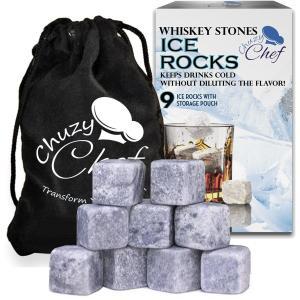 父の日 プレゼント ウィスキーストーン ソープストーン アイスキューブ 9個 お酒 ウィスキー 溶けない氷  ギフト|acomes