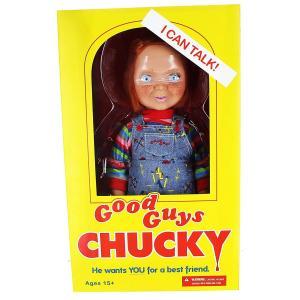 チャッキー 人形 話す しゃべる 海外 おもちゃ フィギュア