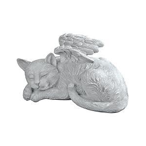 ペット メモリアルグッズ 猫 墓石 彫刻 acomes