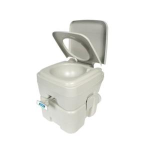 Camco 簡易 ポータブル 携帯 トイレ 5.3ガロン 男性 女性 ユニセックス キャンプ 防災 緊急 旅行 便利 グッズ|acomes
