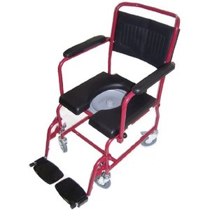 MedMobile 車椅子 シャワー トイレ用 男性 女性 ユニセックス 介護 野外 防災 キャンプ 便利 グッズ acomes
