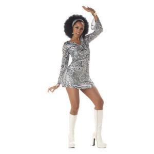 ディスコ ダンス 衣装 コスチューム 大人 女性 レディース 70年代 80年代 コスプレ 仮装|acomes