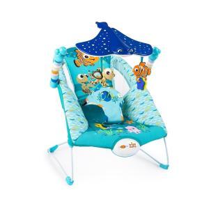 ファインディング・ニモ/ファインディング・ドリーデザインの赤ちゃん用バウンサーです。  ・赤ちゃん用...