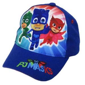 しゅつどう パジャマスク 子供 帽子 2歳−5歳 野球帽 キャップ|acomes