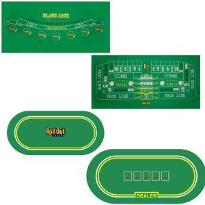 カジノ ゲーム ノン スリップ ゴム フォーム テーブルトップ レイアウト ポーカー ブラックジャック ルーレット クラップス ゲーム|acomes