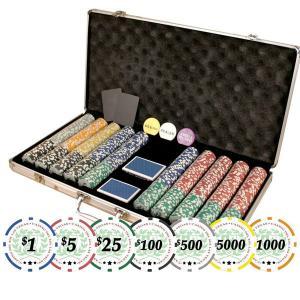 カジノ ゲーム ポーカー チップ カード プレミアム セット|acomes