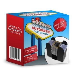 カジノ ゲーム デッキ 自動 カード シャッフル 全自動 カード シャッフラー|acomes