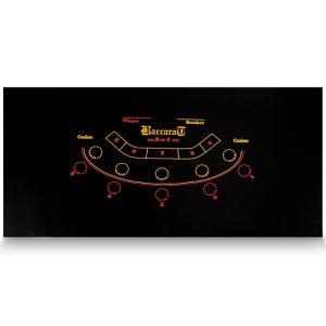 カジノ ゲーム バカラ テーブル フェルト シート|acomes