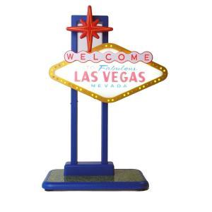 カジノ ラスベガス サイン 飾り ライトアップ 看板 JohnNHansen|acomes