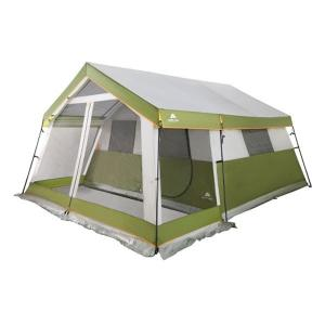 テント 8人用 オザークトレイル 大人数 キャビンテント スクリーンポーチ 運搬用キャリーバッグ付き|acomes