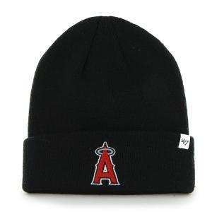 ロサンゼルス エンゼルス オブ アナハイム グッズ ニット帽 ニット キャップ|acomes