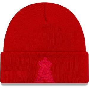 ロサンゼルス エンゼルス オブ アナハイム グッズ ニット帽 ニット キャップ|acomes|02