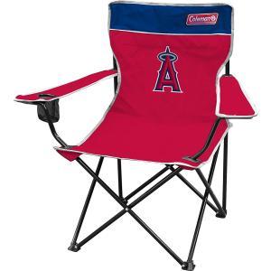ロサンゼルス エンゼルス オブ アナハイム MLB グッズ コールマン 折りたたみ チェアー 椅子|acomes