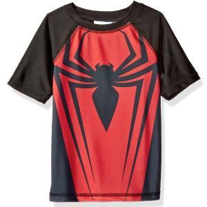 スパイダーマン ラッシュガード マーベル アベンジャーズ 男児 子供 水着|acomes