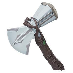 ソー ストーム ブレイカー サウンド付き 武器 おもちゃ アベンジャーズ インフィニティ ウォー コスプレ アクセサリー 小道具|acomes
