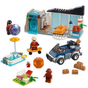 インクレディブル・ファミリー  レゴ LEGO プレイセット ピクサー Mr.インクレディブル ギフ...
