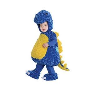赤ちゃん コスチューム ステゴサウルス 着ぐるみ コスチューム ハロウィン 恐竜 コスプレ イベント 記念 写真 幼児 子供|acomes