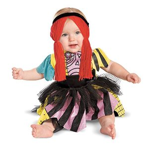ナイトメアビフォアクリスマス サリー 幼児用 コスチューム 子供 赤ちゃん ベビー コスプレ 仮装 ハロウィン|acomes