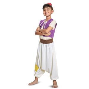 アラジン  子供用 コスチューム コスプレ ハロウィン 衣装 ディズニー 男の子|acomes
