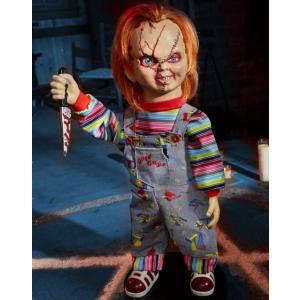 チャッキー 人形 チャッキー等身大 動く しゃべる ハロウィン 飾り 60cm チャイルド・プレイ デコレーション ハロウィン 装飾 パーティー デコレーション
