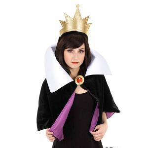 魔女 エビルクイーン キット 白雪姫 継母 ハロウィン 簡単 コスプレ イベント パーティー ディズニー 大人|acomes