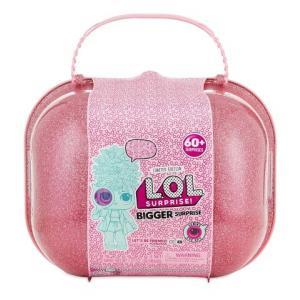 lolサプライズ 60+ 限定版 シリーズ3 ビガーサプライズ 誕生日 ギフト おもちゃ 人形 l.o.l サプライズ L.O.L. サプライズ!