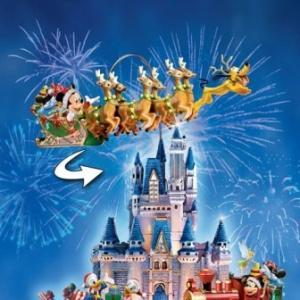 ディズニー  クリスマスツリー 卓上 The Wonderful World Of Disney 40cm クリスマス インテリア 飾り ウインター シーズン 部屋 デコレーション|acomes|02