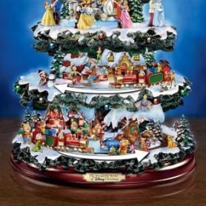 ディズニー  クリスマスツリー 卓上 The Wonderful World Of Disney 40cm クリスマス インテリア 飾り ウインター シーズン 部屋 デコレーション|acomes|03