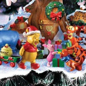 ディズニー  クリスマスツリー 卓上 The Wonderful World Of Disney 40cm クリスマス インテリア 飾り ウインター シーズン 部屋 デコレーション|acomes|04