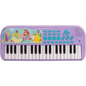 子供用 キーボード ピアノ おもちゃ ディズニープリンセス アナ雪 タートルズ 電子楽器 音楽 ミュージックトイ|acomes