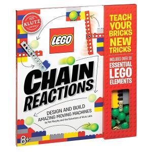 サイエンストイ レゴ チェーンリアクション LEGO クラフト キット Klutz ピタゴラ|acomes