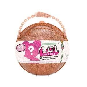 L.O.L. サプライズ! ビッグサプライズ 50 限定版 ドール クリスマス プレゼント 誕生日 ギフト おもちゃ 人形 lolサプライズ|acomes